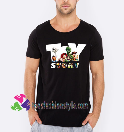 Toy Story 4 Movie T shirt