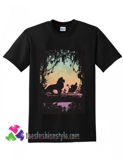 Disney Lion King Gradient Jungle Trio