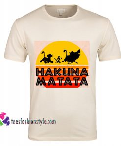 Hakuna Matata, Disney World, Lion King
