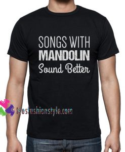 Stringed Instrument Lute Songs with Mandolin Sound Better