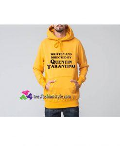 Written And Directed By Quntin Tarantino Yellow