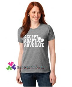Accept Adapt Advocate Autism Awareness Teacher Special Education