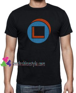 Legion Fan Chapter Two Missing Memory Square in a Circle Red and Blue tee shirts