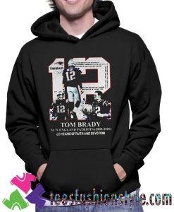 Tom Brady New England Hoodie