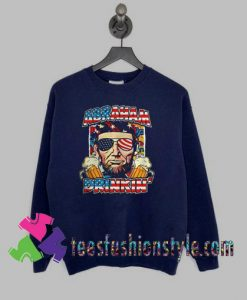 Abraham Lincoln Sweatshirts