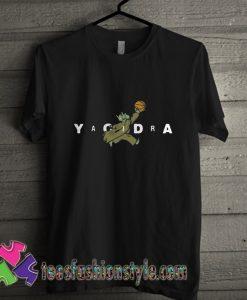 baby yoda tee shirts
