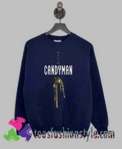 CANDYMAN MOVIE HORROR JORDAN PEELE LEGEND Sweatshirts