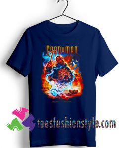 Candyman Farewell To The Flesh T shirt For Unisex
