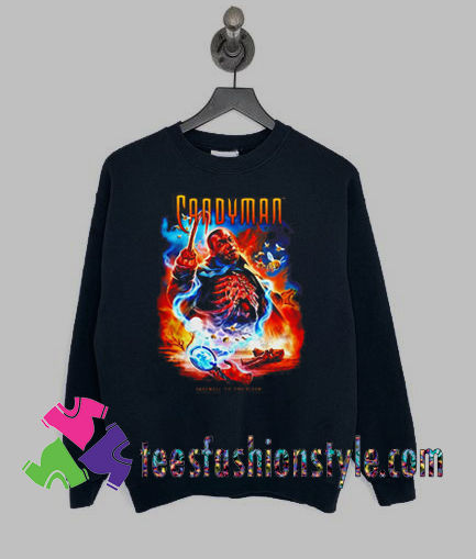 Candyman Farewell To The Flesh Sweatshirts By Teesfashionstyle.com