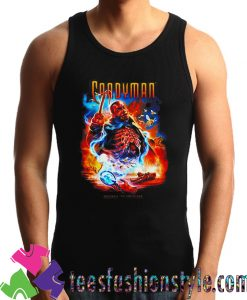 Candyman Farewell To The Flesh Tank Top For Unisex
