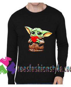 Cute Baby Yoda Boyfriend 2020 Sweatshirts