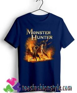 Details about Monster Hunter Beast American Classics T shirt For Unisex