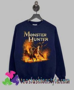 Details about Monster Hunter Beast American Classics Sweatshirts