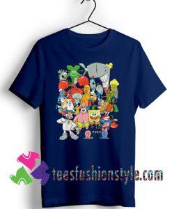 The SpongeBob Movie: Sponge on the Run 2020 T shirt For Unisex