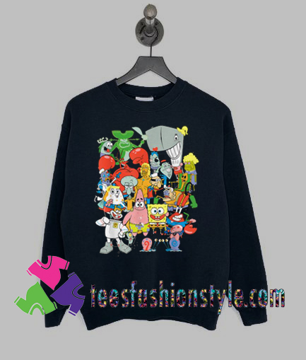 The SpongeBob Movie: Sponge on the Run 2020 Sweatshirts