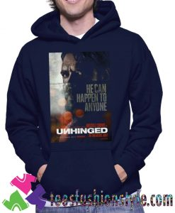 Unhinged Movie Cinema 2020 Poster Hoodie By Teesfashionstyle.com
