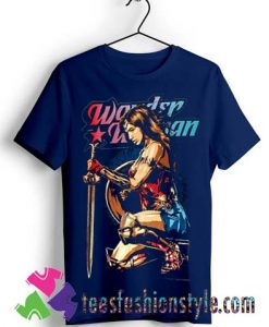 Wonder Woman 1984 Hero Strong T shirt