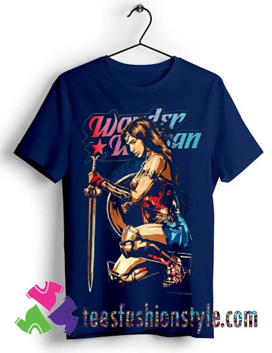 Wonder Woman 1984 Hero Strong T shirt