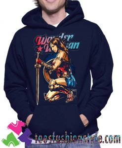Wonder Woman 1984 Hero Strong Hoodie