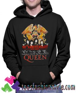 50th anniversary Queen Hoodie