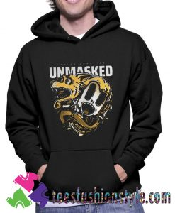 Danger Gangster Unmasked Unisex Hoodie By Teesfashionstyle.com