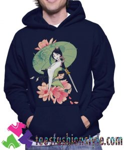 Details about Disney Men's Mulan Hoodie
