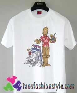 Funny Star Wars Mens T shirt For Unisex By Teesfashionstyle.com