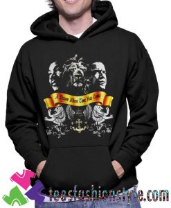 Obama Martin Luther a dream whose time has come Hoodie