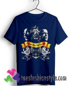 Obama Martin Luther King JR Lion a dream whose time has come T shirt