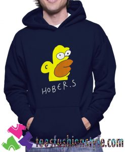 The Simpson Hober Unisex Hoodie By Teesfashionstyle.com
