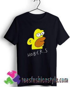 The Simpson Hober T shirt For Unisex By Teesfashionstyle.com