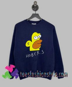 The Simpson Hober Sweatshirts By Teesfashionstyle.com