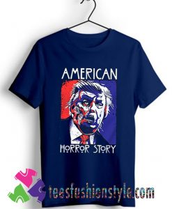 American Horror Story Donald Trump Halloween T shirt For Unisex