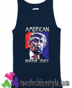 American Horror Story Donald Trump Halloween Tank Top