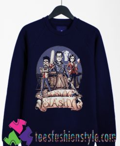 Ash vs Evil Dead Ashy slashy Sweatshirts