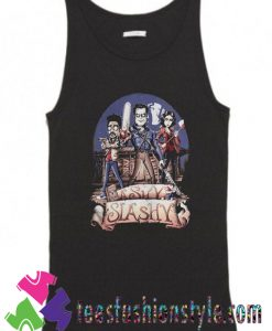 Ash vs Evil Dead Ashy slashy Tank Top