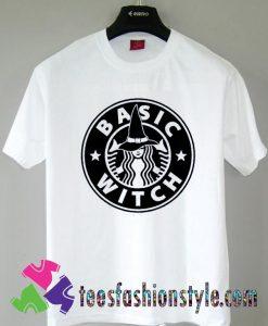 Basic Witch T-shirt, Fall Womens Shirt, Basic Witch Unisex T shirt