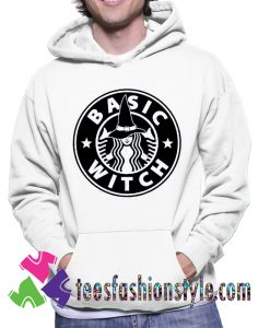 Basic Witch Hoodie