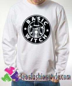 Basic Witch Sweatshirts
