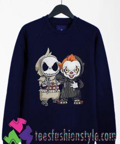 Cute Jack Skellington Sweatshirts