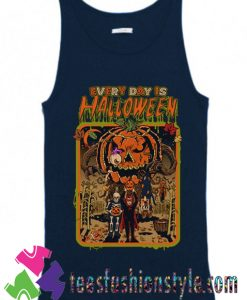 EVERY DAY IS HALLOWEEN - Tank Top By Teesfashionstyle.com