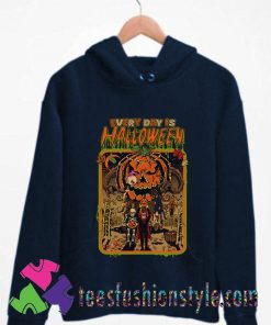 EVERY DAY IS HALLOWEEN Unisex Hoodie By Teesfashionstyle.com