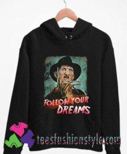 Freddy's Nightmare Elm Halloween Unisex Hoodie