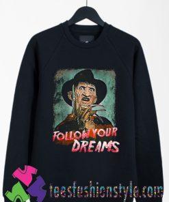 Freddy's Nightmare Halloween Sweatshirts