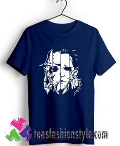 Freddy Jason Michael Thomas Horror Halloween T shirt For Unisex