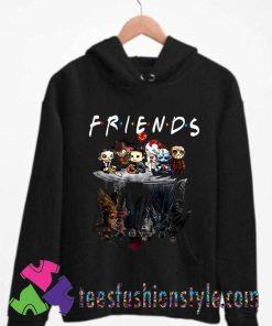 Friends Halloween Hoodie
