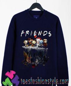 Friends Halloween Movie Sweatshirts