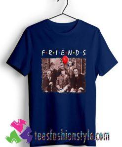 Horror Friends Shirt Friends Halloween T shirt For Unisex