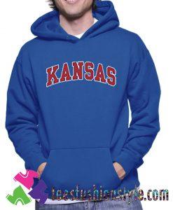 Kansas Jayhawks Unisex Hoodie By Teesfashionstyle.com