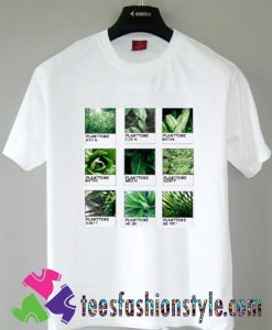 Planttone Plants Leaf T shirt For Unisex By Teesfashionstyle.com